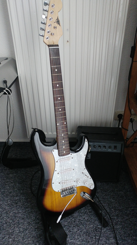 Meine Gitarre - (PC, Musik, Handy)