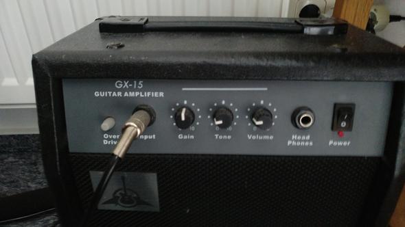 Mein Verstärker - (PC, Musik, Handy)