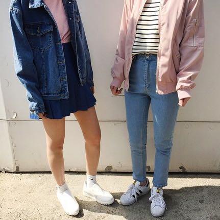 Also eher der rechte stil - (Kleidung, Style, 80er)