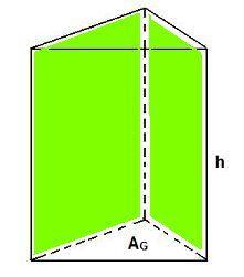 """Prisma""""dach"""" - (Mathe, Mathematik, Prisma)"""