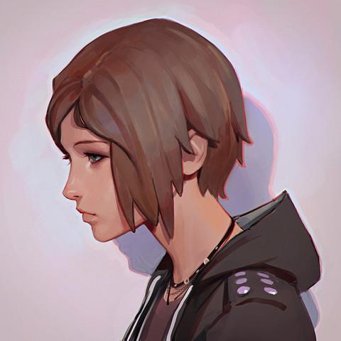 Seitenansicht  - (Haare, Computerspiele, Frisur)