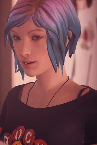 Schräg  - (Haare, Computerspiele, Frisur)
