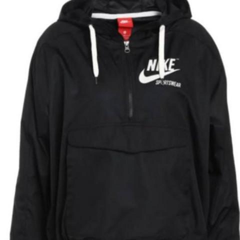 Wie nennt man die Jacke ohne Reißverschluss? (Mode, Nike