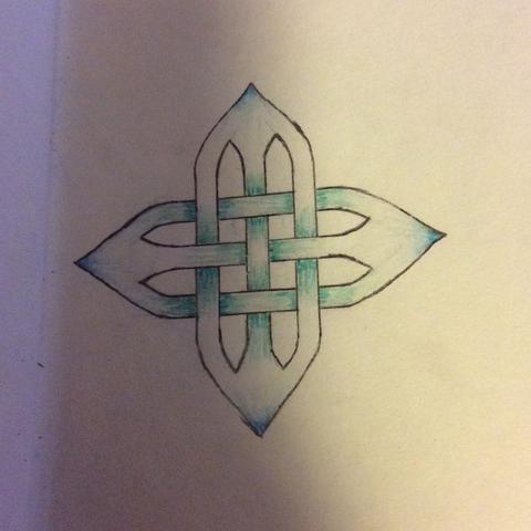 Das ist das erste - (Zeichnung, Quadrat)