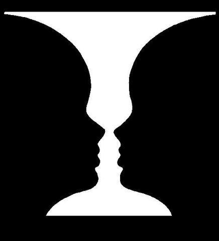 Gesicht oder Vase - (Computer, Schule, Arbeit)