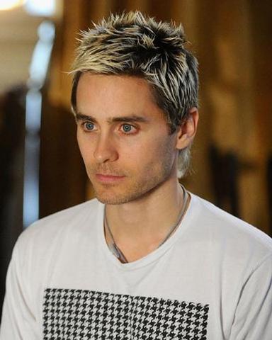 blondiertes Haar - (Haare, Frisur)
