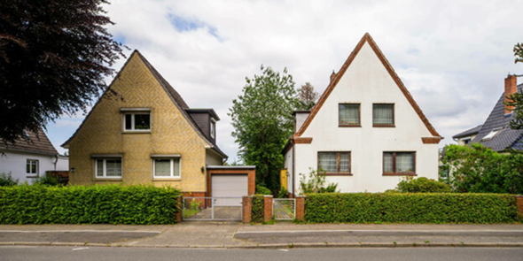 Wie nennt man diese deutsche Hausbau Stil?