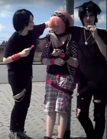 Wie Nennt Man Diese Gürtel Emo Punk