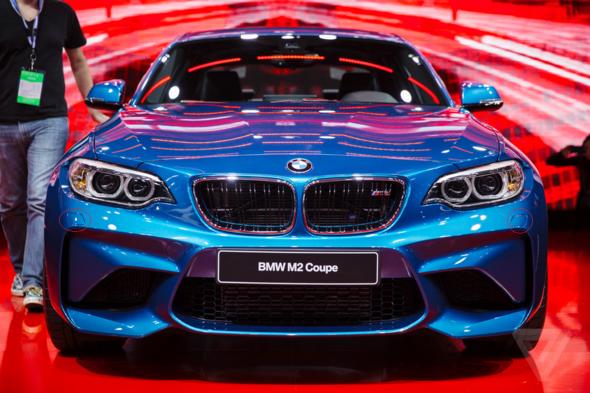 BMW - (Auto, KFZ, BMW)
