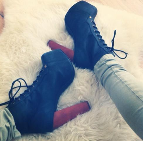 Wie nennt man diese Schuhe? - (Schuhe, Name)