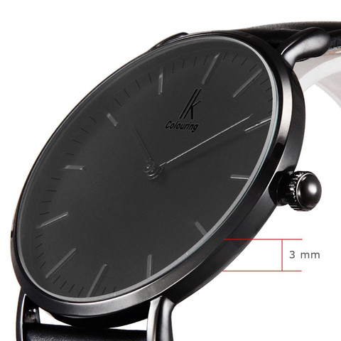 Diese flachen Uhren - (Uhr, Accessoires, Herrenuhren)