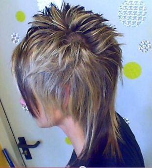 -1- - (Haare, Haarschnitt)