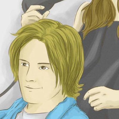 Jdjdjd - (Haare, Männer)
