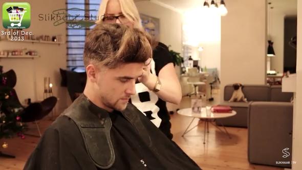 vorallem  die seiten sind gut geschnitten will die auch so.wie heißt der haircut - (Frisur, Friseur, Hair)