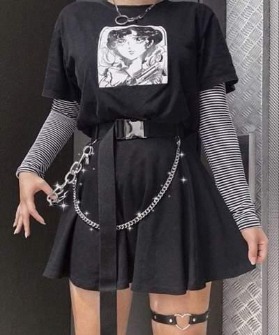 Wie nennt man diesen Kleidungsstiel?