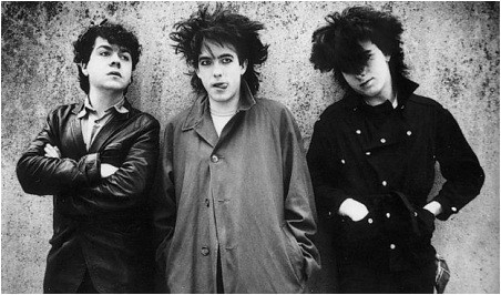 the cure  - (Stil, The Cure)