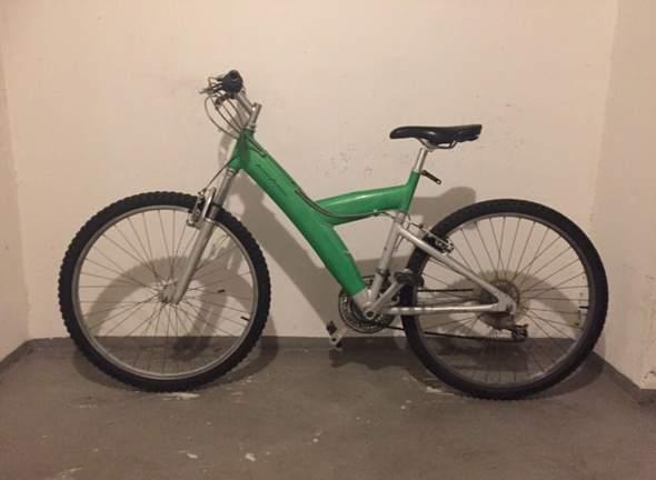 Wie nennt man diesen Typ Fahrräder?