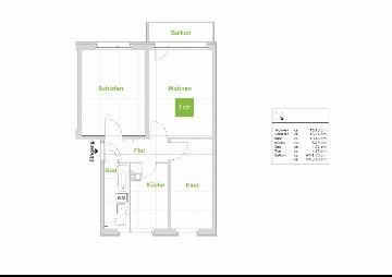 Grundriss - (Wohnung, Wohnungstypen)