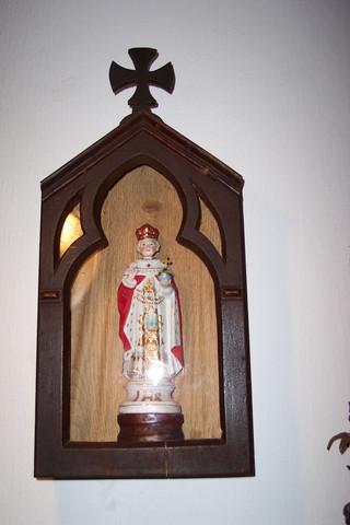 Heiligenfigur - (Religion, Christentum, Kirche)