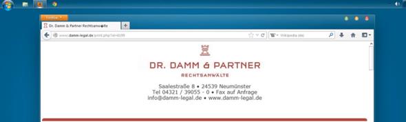 Beispiel von Sempervideo - (Computer, Internet, Windows 7)