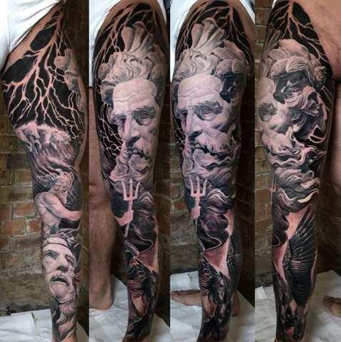 Wie nennt man dieses Tattoo-Genre?