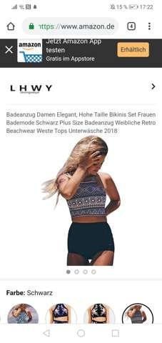 Wie nennt man einen bikini den man nicht zusammen binden muss?