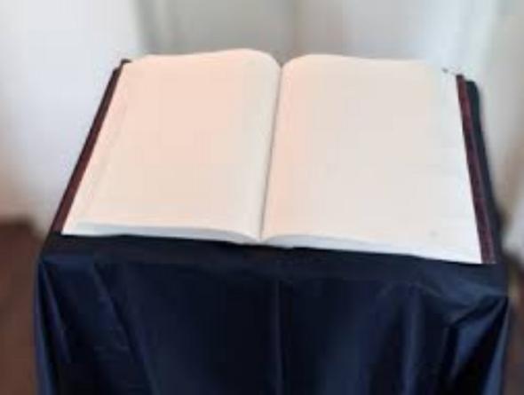 Wie nennt man große Bücher wie xxl Gästebücher in A3 oder größer?