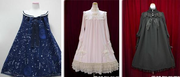 Wie nennt man solch ein Kleidermodel? - (Mode, Kleid, Lolita)