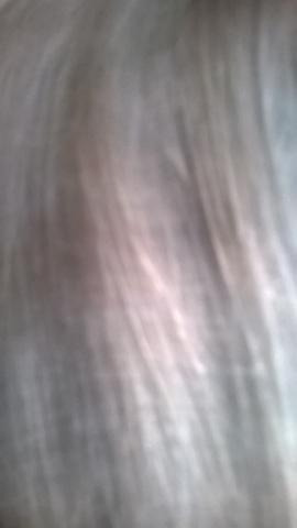 Wie nennt man meine Haarfarbe? :-)