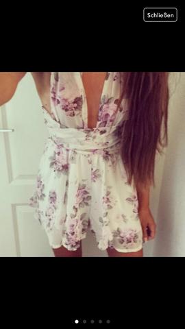Vorne - (Sommer, Kleid)