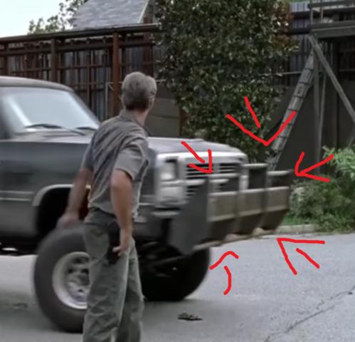 Wie nennt man so ein Teil an einem Auto (Bild)? (Teile)