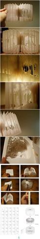 paper art - (Buch, Papier)