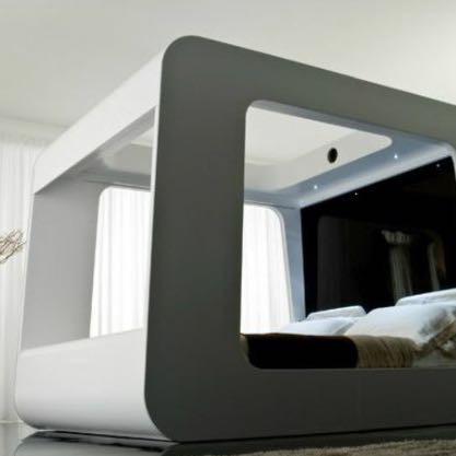 Wie nennt man solche Betten und wo kann man die kaufen oder ...