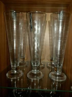 Wie nennt man solche Gläser - (Glas, Cocktail)