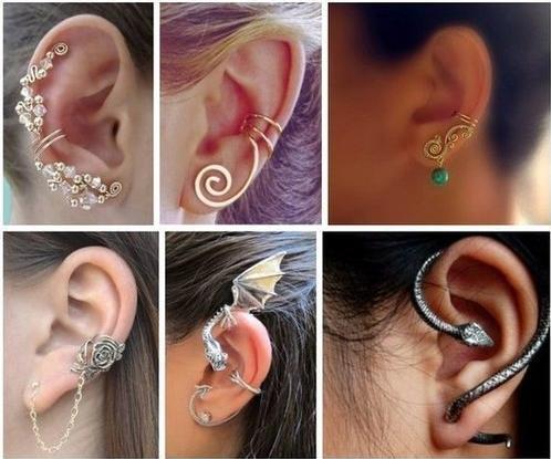 Wie nennt man solche Ohrringe? Bitte helfen(: