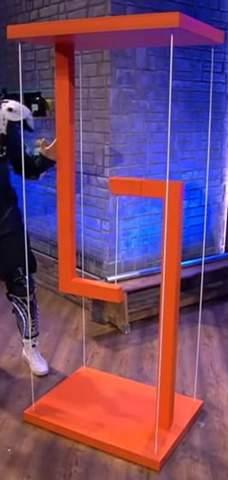 Wie nennt sich dieses Schnur Tower Experiment?