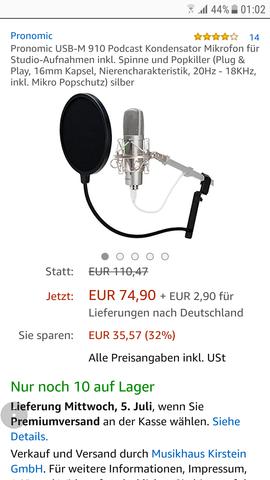 Mikrofon - (Musik, Mikrofon, singen)