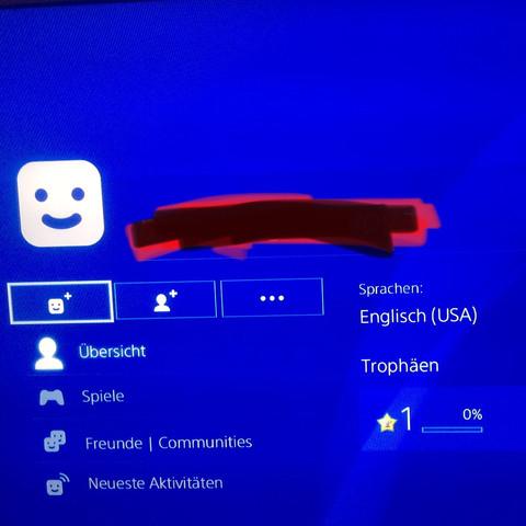 Dkdkdkd - (PS4, Benutzername, echter name)