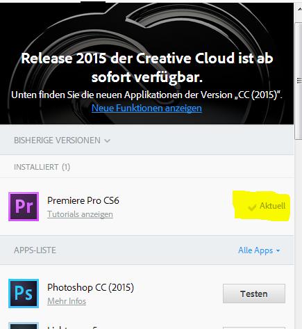 Screenshot - (Adobe, Premiere, Creative Cloud)