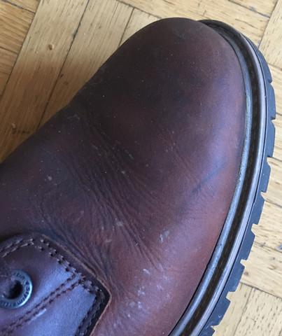 Lederschuh - (Schuhe, Lederpflege)