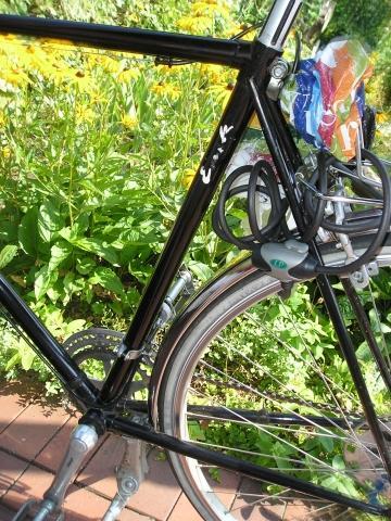 - (Fahrrad, Umgestalten, Aufmotzen)