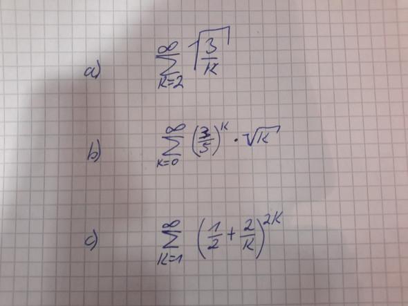 Übungsaufgaben - (Mathematik, Rechnen, Höhre Mathematik)