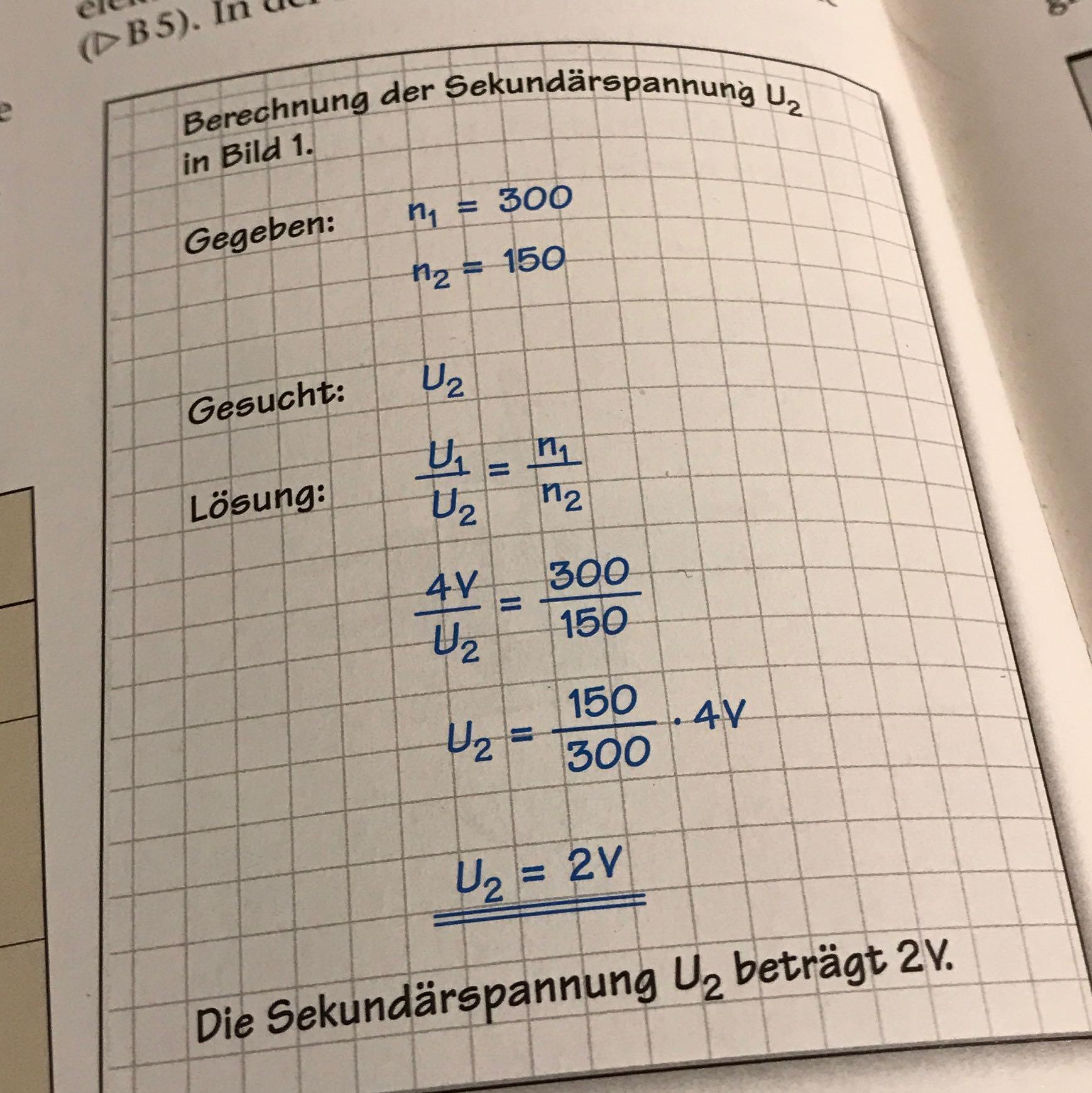 wie rechne ich das wenn n1 gleich 600 und n2 gleich 300 sind mathe physik. Black Bedroom Furniture Sets. Home Design Ideas