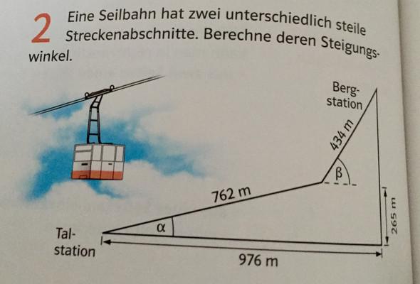 Aufgabe 2 - (Mathe, Mathematik, Winkel)