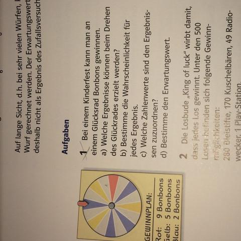 Nummer 1c :) - (Mathe, Mathematik, Hausaufgaben)