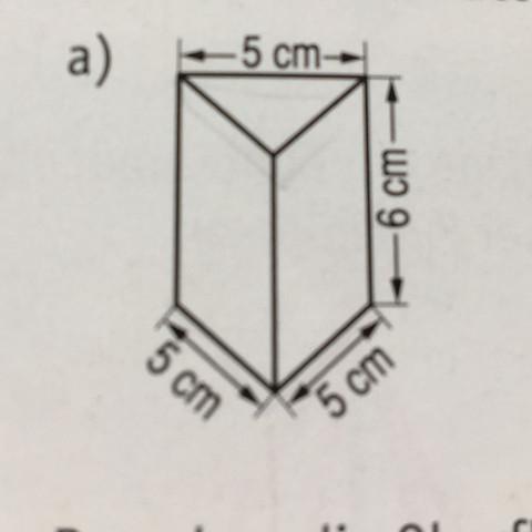wie rechne ich von einem prisma die grundfl che aus mathe mathematik oberfl che. Black Bedroom Furniture Sets. Home Design Ideas