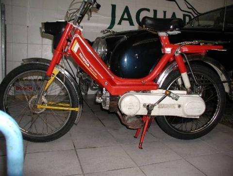 - (Mofa, Vergaser, Honda Camino)