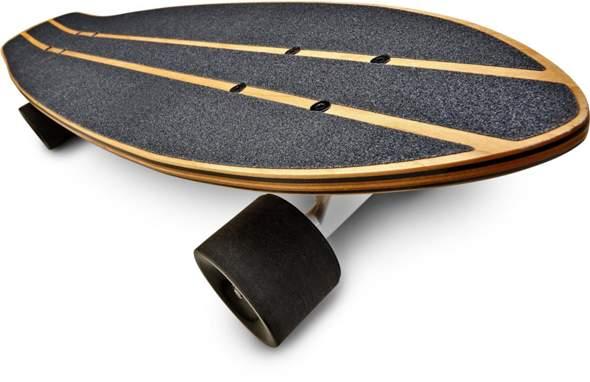 Wie reinigt man ein Longboard?