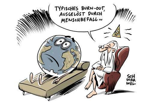 Erde Ohne Menschen