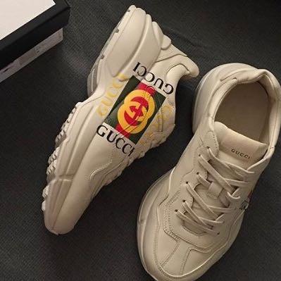 Wie säubert man Gucci Schuhe?